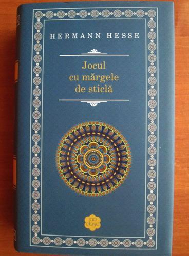 Anticariat: Hermann Hesse - Jocul cu margele de sticla