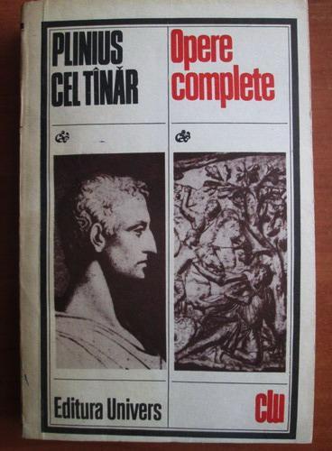 Anticariat: Plinius cel tanar - Opere complete