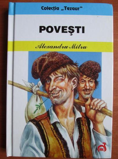 Anticariat: Alexandru Mitru - Povesti