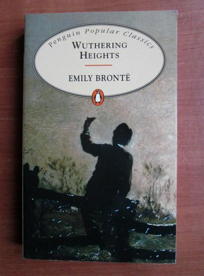 Anticariat: Emily Bronte - Wuthering heights