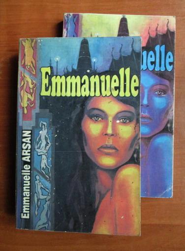 Anticariat: Emmanuelle Arsan - Emmanuelle (volumele 1 si 2)