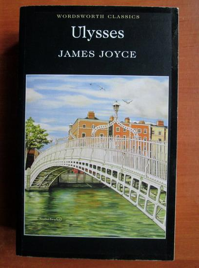 Anticariat: James Joyce - Ulysses