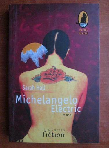 Anticariat: Sarah Hall - Michelangelo electric