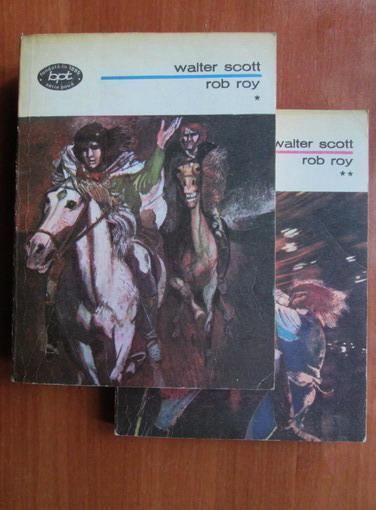 Anticariat: Walter Scott - Rob Roy (2 volume)