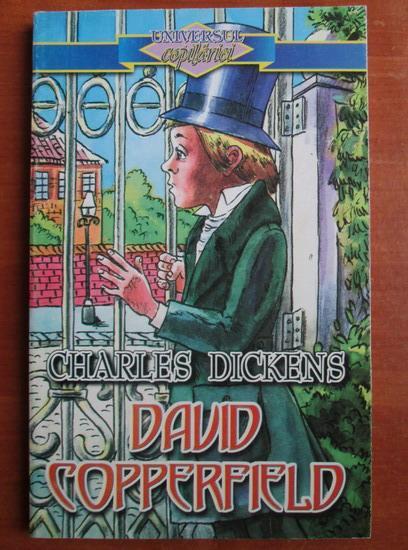 Anticariat: Charles Dickens - David Copperfield (editie prescurtata pentru copii)