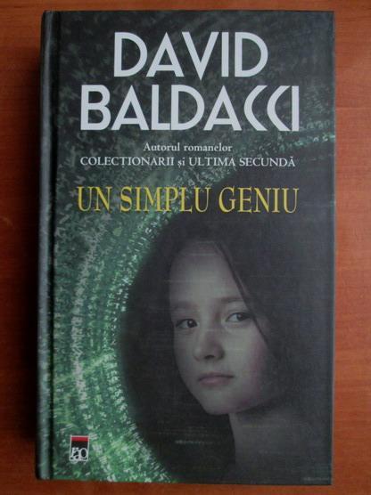 Anticariat: David Baldacci - Un simplu geniu
