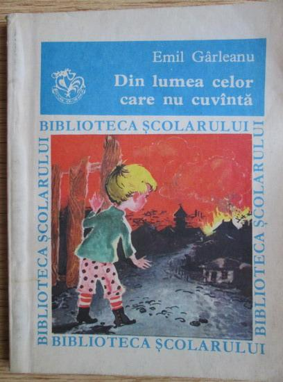Anticariat: Emil Garleanu - Din lumea celor care nu cuvanta