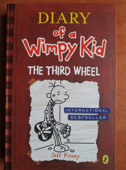 Anticariat: Jeff Kinney - Diary of a wimpy kid. The third wheel