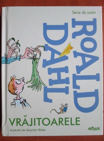 Anticariat: Roald Dahl - Vrajitoarele