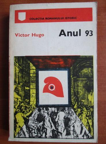 Anticariat: Victor Hugo - Anul 93