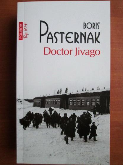 Anticariat: Boris Pasternak - Doctor Jivago (Top 10+)