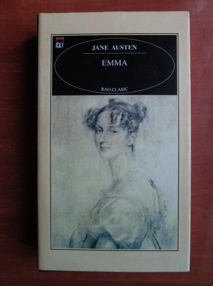 Anticariat: Jane Austen - Emma (Ed. Rao Clasic)