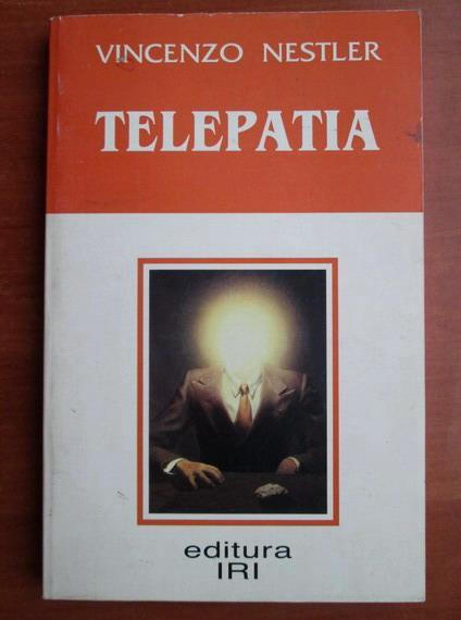 Anticariat: Vincenzo Nestler - Telepatia