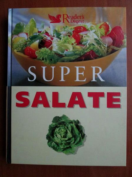Anticariat: Petra Casparek - Super Salate (Reader's Digest)