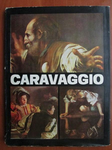 Anticariat: Vasile Nicolescu - Caravaggio