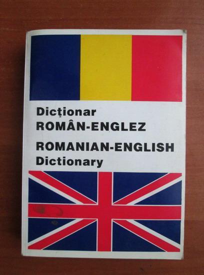 Anticariat: Andrei Bantas - Dictionar roman-englez. Romanian-English Dictionary