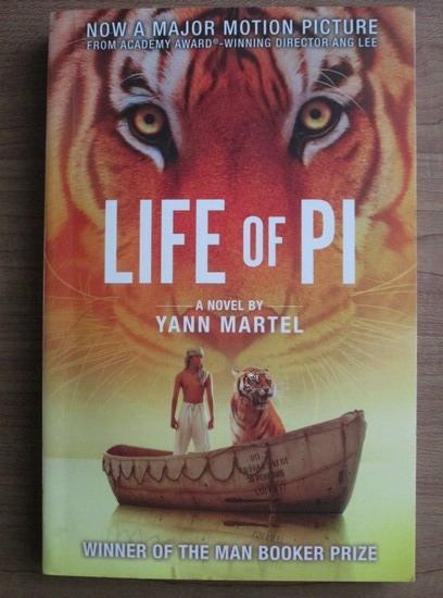 Anticariat: Yann Martel - The Life of Pi