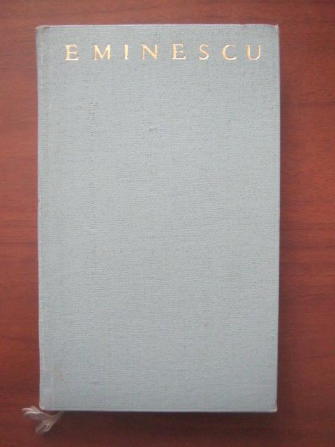 Anticariat: Mihai Eminescu - Poezii (editie mai deosebita)