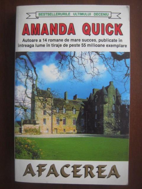 Anticariat: Amanda Quick - Afacerea