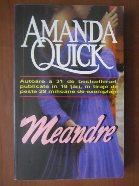 Anticariat: Amanda Quick - Meandre