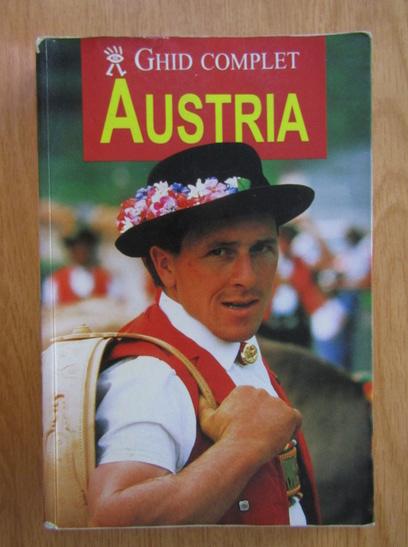 Anticariat: Austria. Ghid complet