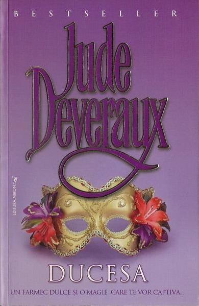 Anticariat: Jude Deveraux - Ducesa