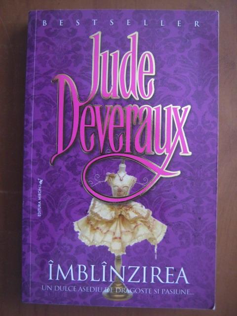 Anticariat: Jude Deveraux - Imblanzirea