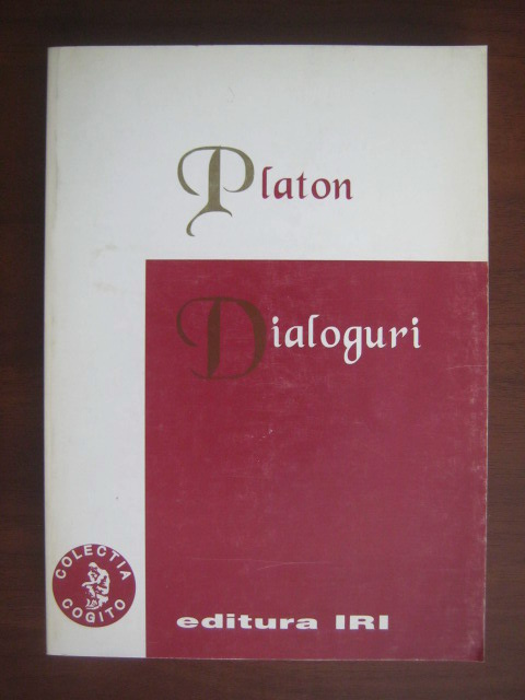 Anticariat: Platon - Dialoguri