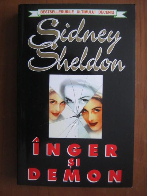 Anticariat: Sidney Sheldon - Inger si demon