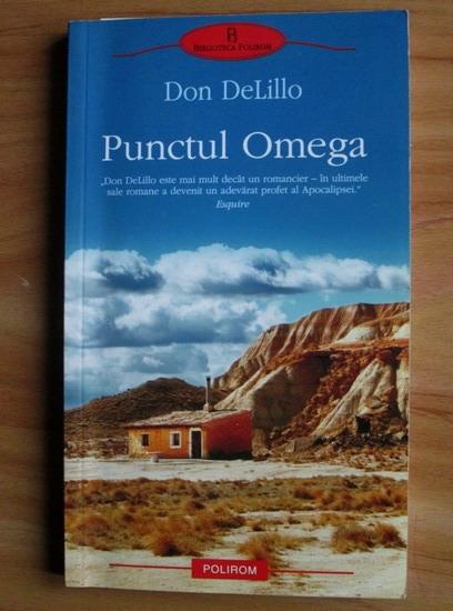 Anticariat: Don DeLillo - Punctul Omega