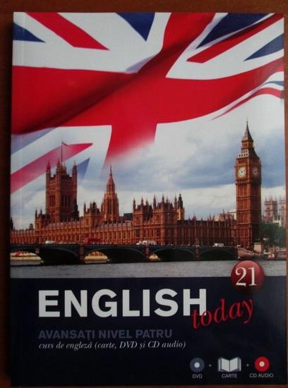 Anticariat: English today. Curs de limba engleza, vol. 21