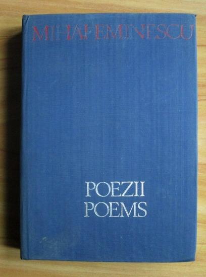 Anticariat: Mihai Eminescu - Poezii. Poems (editie bilingva romana-engleza)