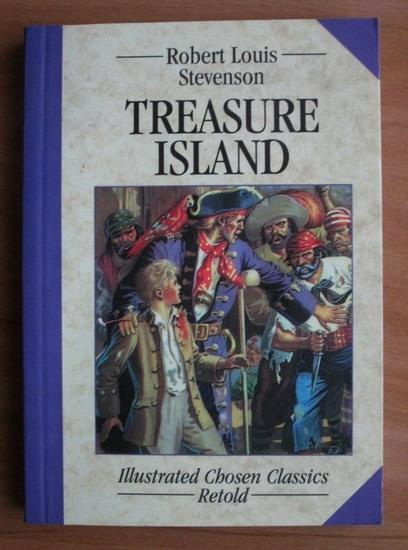 Anticariat: Robert Louis Stevenson - Treasure Island