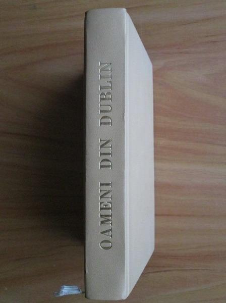 Anticariat: James Joyce - Oameni din Dublin (coperti cartonate)