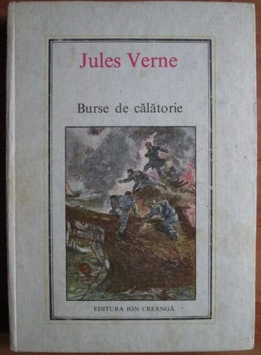 Anticariat: Jules Verne - Burse de calatorie (Nr. 17)