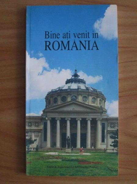 Anticariat: Bine ati venit in Romania