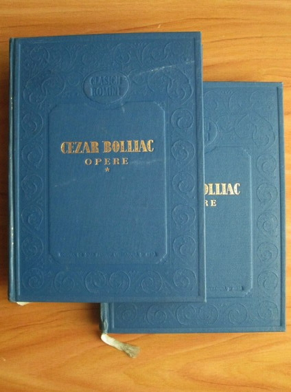 Anticariat: Cezar Bolliac - Opere (2 volume) (coperti cartonate)