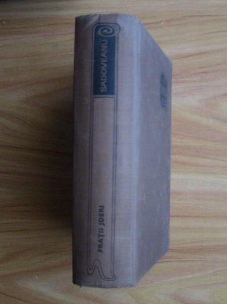 Anticariat: Mihail Sadoveanu - Fratii Jderi (coperti cartonate)