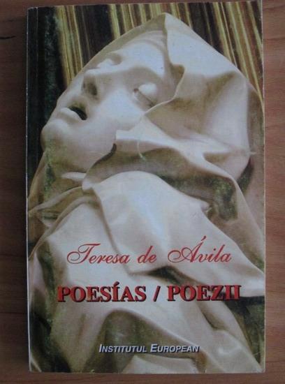 Anticariat: Teresa de Avila - Poesias / Poezii