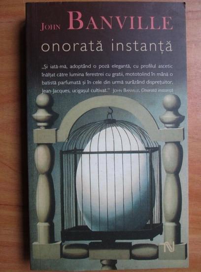 Anticariat: John Banville - Onorata instanta
