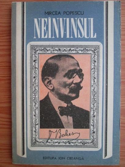 Anticariat: Mircea Popescu - Neinvinsul