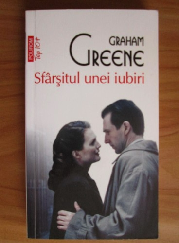 Anticariat: Graham Greene - Sfarsitul unei iubiri (Top 10+)