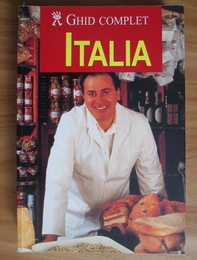Anticariat: Italia. Ghid complet