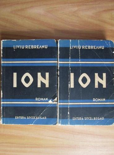 Anticariat: Liviu Rebreanu - Ion (2 volume, 1941)