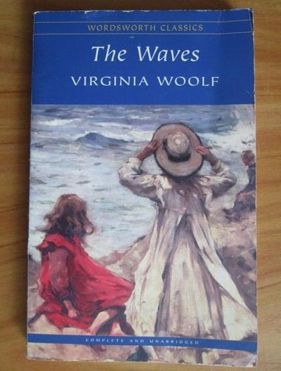 Anticariat: Virginia Woolf - The Waves