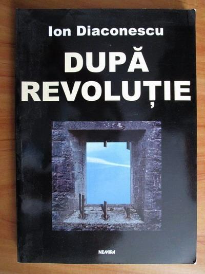 Anticariat: Ion Diaconescu - Dupa revolutie