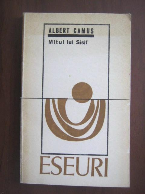 Anticariat: Albert Camus - Mitul lui Sisif