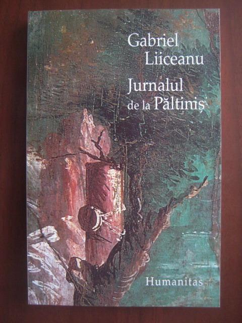 Anticariat: Gabriel Liiceanu - Jurnalul de la Paltinis