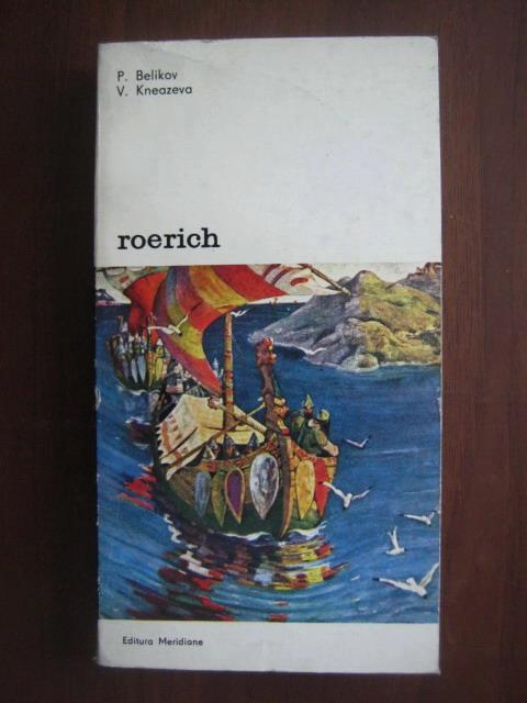 Anticariat: P. Belikov - Roerich