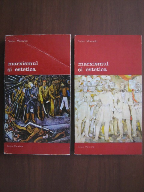 Anticariat: Stefan Morawski - Marxismul si estetica (2 volume)